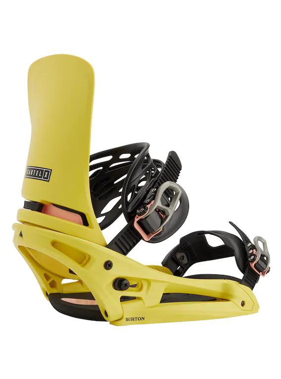 2021モデル Burton Cartel X EST Yellow