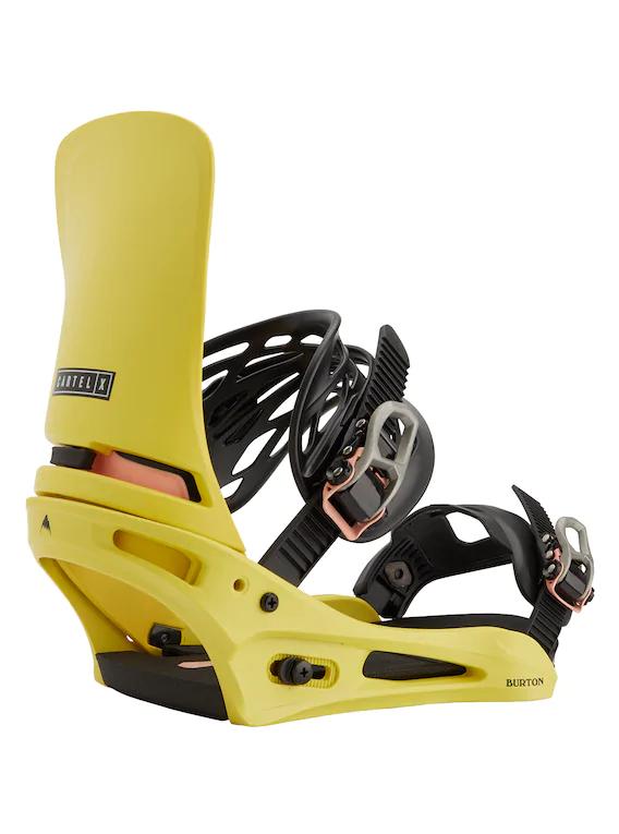 2021モデル Burton Cartel X Re:Flex Yellow
