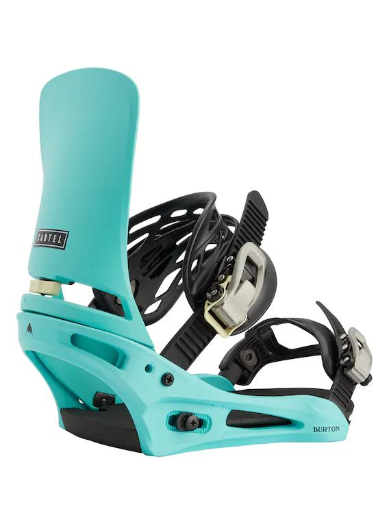 2021モデル Burton Cartel Re:Flex Glacier Green