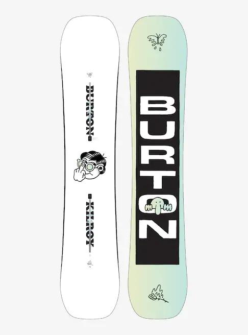 2021 Burton Kilroy Twin Camber