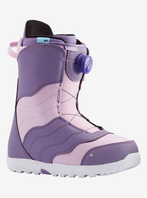 2021モデル Burton Mint BOA Wide Purple / Lavender